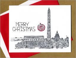 washington dc kia ora merry christmas cards