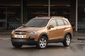 used chevrolet captiva 2009 diesel 2 0 silver for sale in dublin