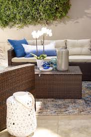 Patio Furniture Small Space by How To Choose Summer Patio Furniture For Small Spaces Overstock Com