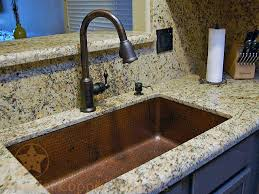 copper kitchen sink faucets breathtaking copper faucet kitchen trend copper kitchen sink