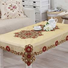 Dining Room Table Cover Popular Flower Table Cover Buy Cheap Flower Table Cover Lots From