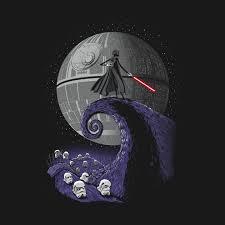 the nightmare before empire wars t shirt teepublic