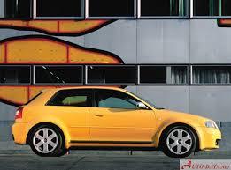 8l audi s3 audi s3 8l 1 8 t 225 hp quattro technical specifications