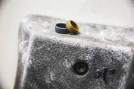 rubber wedding rings my rubber wedding ring how to not get hit on at the