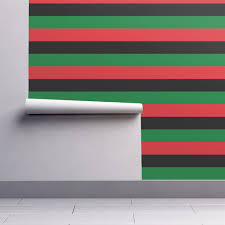Afican Flag Roostery Home Decor