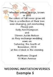wedding verses wedding invitation verses plus fall wedding invitations wedding
