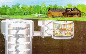 underground home plans and designs security shelters