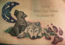 wolf cub tattoos wolf cubs tattoos cubs