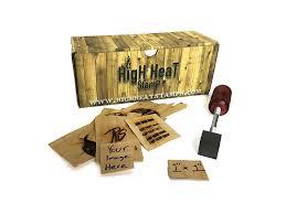 amazon com high heat stamp custom logo branding iron 1