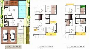 modern home designs and floor plans 49 lovely pictures of modern home designs floor plans house home
