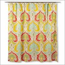 Echo Design Curtains Echo Design Jaipur Fabric Shower Curtain Gopelling Net