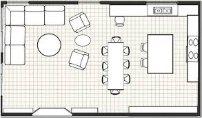 kitchen family room floor plans kitchen family room makeover part one inspiration