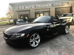 bmw z4 convertable 2006 bmw z4 3 0i 2dr convertible in marietta ga cobb luxury cars