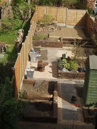 Garden Sleeper Ideas Mart Garden Landscaping With Sleepers