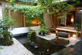 exterior relaxing small backyard landscaping ideas with