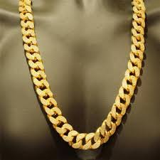 mens gold necklace chains images Mens gold necklaces necklace jpg