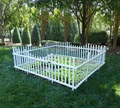 amazon com zippity outdoor products pet or garden enclosure