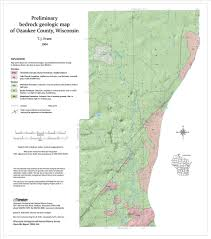 Map Of Madison Wisconsin by Wisconsin Geological U0026 Natural History Survey Preliminary