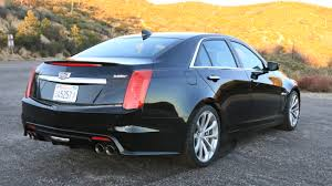 cadillac cts vs 2016 cadillac cts v review more than brute