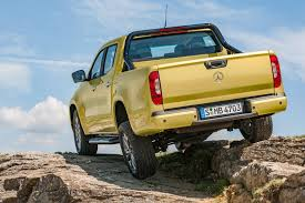 mercedes jeep truck new mercedes benz x class pickup revealed in full by car magazine