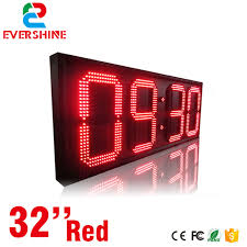 aliexpress buy 32 large led countdown clock color led