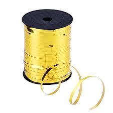 balloon ribbon metallic gold curling balloon ribbon archives rspac ribbon