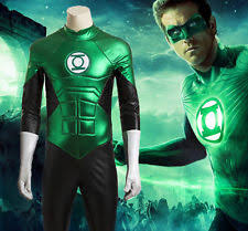 green lantern costume ebay