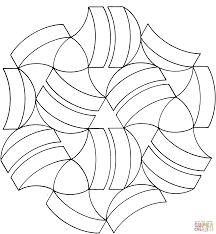 illusions coloring pages optical illusion 23 coloring page free printable coloring pages