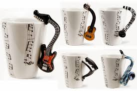 coffee mugs inspired by music icreatived