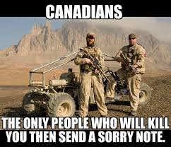 Funny Military Memes - image military memes nation canadian forces sorry funniest