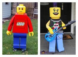 Lego Halloween Costume Amazing Diy Lego Costumes