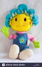 fifi flowertots soft cuddly toy stock photo royalty free