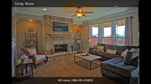 New Housing Developments San Antonio Tx Kb Home U2013 Tour New Homes In San Antonio Tx U2013 Plan 2755 Youtube