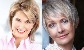 haircuts that make women ober 50 look younger haircuts for mature women best hairdresser short medium hair