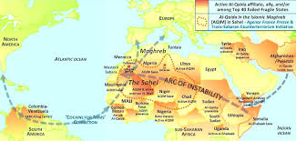 Map Of Europe And North Africa morocco on the move is terrorism on the rise in mideast north