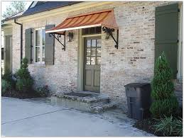 Exterior Door Awnings Cool Front Door Awnings 9e16 Tjihome