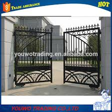 Source Indian House Main gate designs driveway gate garden