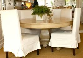 dining room hypnotizing pleated dining room chair slipcovers