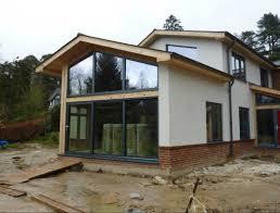 hartfell homes ettrick bungalow new build elegant unique design artists impression floor house designs plans uk home design ideas