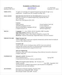 Assembly Resume Sample by 54 Engineering Resume Templates Free U0026 Premium Templates