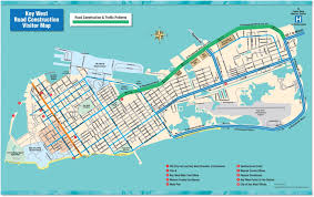 Key West Florida Map by Roosevelt Island Map Florida Keys Key West Travel Info Maps