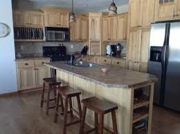 hickory kitchen cabinet design ideas hickory kitchen cabinets