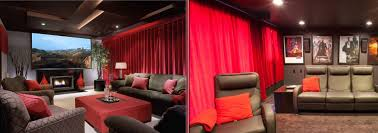 home theater soundproofing home theater soundproofing acoustical curtains
