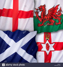 Scotland Flags Flags Of The United Kingdom Of Great Britain England Scotland