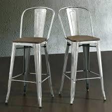 tabouret metal vintage tabouret 30 inch tangerine metal bar stools