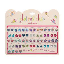 clip on earrings for kids 58 pierced earrings for children kids pierced earrings kohl 039 s