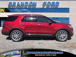 Ford Explorer Mpg - 2017 ford explorer limited tampa fl 21029676