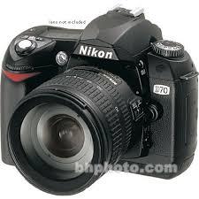 Memory Card Nikon D70 nikon d70 digital 25212 b h photo
