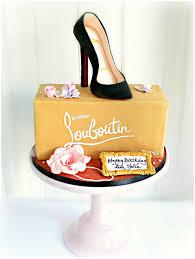 gluten free dairy free christian louboutin black high heel shoe