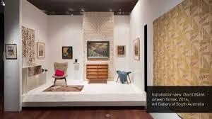 display art design on display art gallery of south australia youtube